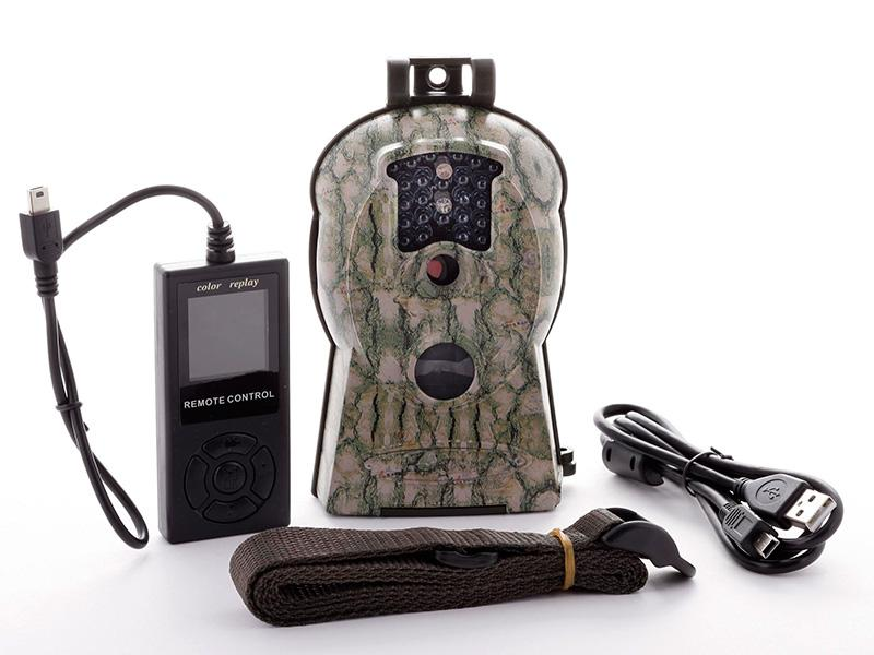 Fotopast ScoutGuard SG 570-10M + 16GB SD karta, baterie a doprava ZDARMA!