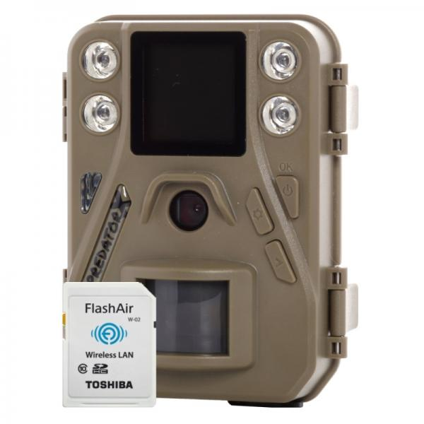 Fotopast PREDATOR XW + 16GB WiFi SD karta, baterie a doprava ZDARMA!