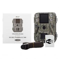 Fotopast PREDATOR XW Camo + 16GB WiFi SD karta, baterie a doprava ZDARMA!