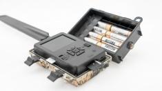Fotopast OXE Spider 4G a solární panel + 32GB SD karta, SIM, stativ, 8ks baterií a doprava ZDARMA!